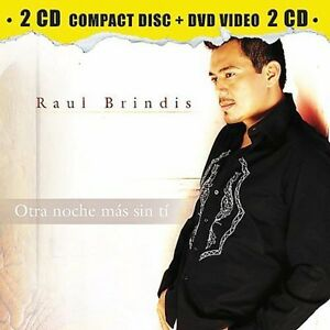 Details about Raul Brindis - Otra Noche Mas [New CD] With DVD
