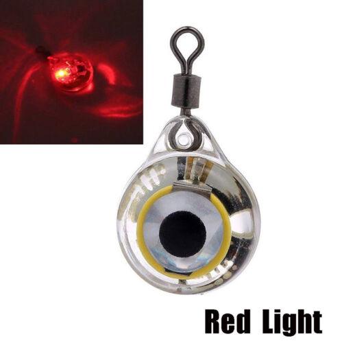 Hot Fishing Lights Night Creative Glow LED Underwater Night Fishing Light Lure