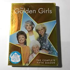 The Golden Girls The Complete Fifth Season DVD Set