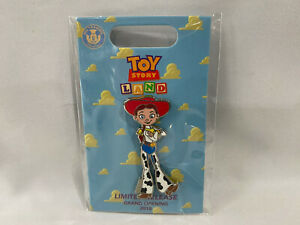 2018-Loungefly-Toy-Story-Land-Grand-Opening-Limited-Release-Pin-Jesse-Jessie