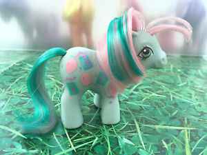 My-Little-Pony-G1-Baby-Sister-Sweet-Celebrations-Vintage-Toy-Hasbro-1984-VGC