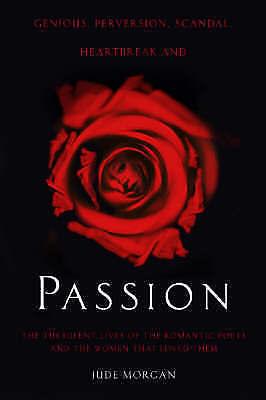 Passion, Morgan, Jude, Very Good Book
