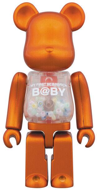 Details about  /Medicom 400/% Bearbrick ~ My First Baby 1st Rainbow Be@rbrick Medicom Toy Plus