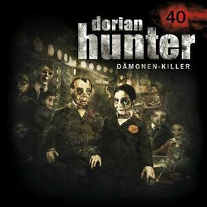 DORIAN-HUNTER-DAMONEN-KILLER-40-DAS-GROsE-TIER-CD-NEW