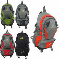 Designer 35 Litre Hiking Sports Travel Camping Backpack/climbing Bag/rucksack