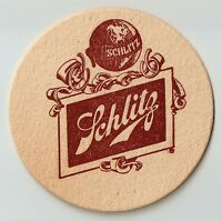 16 Schlitz When You Know It's Right Beer Coasters