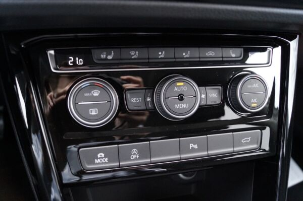 VW Touran 1,5 TSi 150 Highline DSG 7prs billede 10