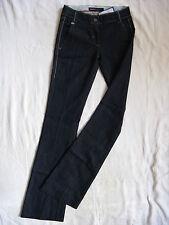Miss Sixty Blue Jeans Schlag Denim W26/L36 slim fit normal waist flare leg