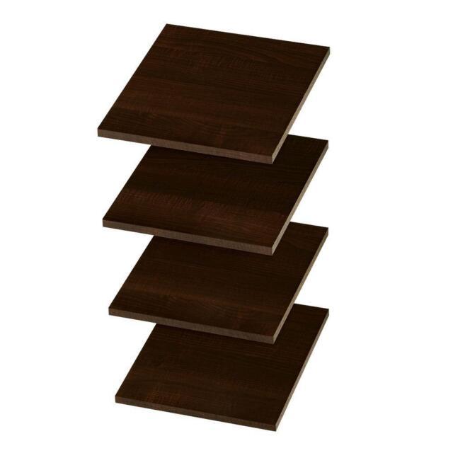 in 3 colors Martha Stewart Living Wall Bracket Bedside Floating Console Shelf