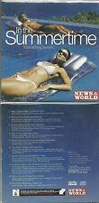 CD - IN THE SUMMERTIME avec NINA SIMONE, MUNGO JERRY BEN E KING ASWAD BEACH BOYS