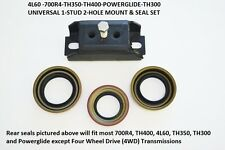 Transmission Mount and Seal Set for 700R4 4L60 TH400 TH350 TH300 PowerGlide