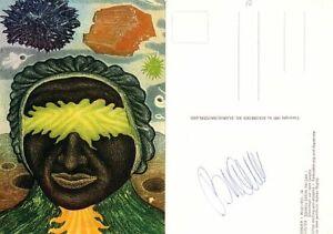 ARIK BRAUER --- original signiert - A6#17