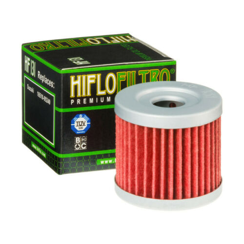 Disc Brake 83-00 Oil Filter HiFlo HF131 HIFLO Suzuki GS125 ES