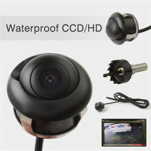 360-HD-CCD-Waterproof-Car-Rear-View-Reverse-Backup-Parking-Camera-Night-Vision