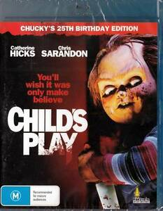 CHILD-039-S-PLAY-BLU-RAY-NEW-amp-SEALED-REGION-B-BLU-RAY-FREE-LOCAL-POST