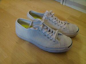 41 Uk White Purcell Hommes Dames Baskets Jack Eu 7 Converse tdXxZwqSS