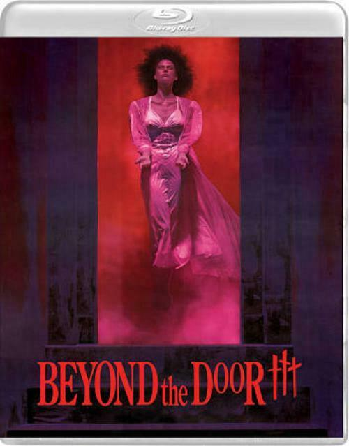 Beyond The Door Iii 1989 Vinegar Syndrome Blu Ray Dvd For Sale Online Ebay