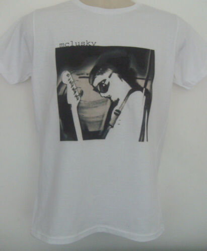 Poor People fugazi Mclusky t-shirt Future of the Left Shooting At Unarmed Men