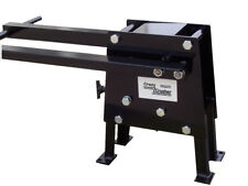 Patented Hand Operated Rock Crusher Steel With Out Hitch Mount