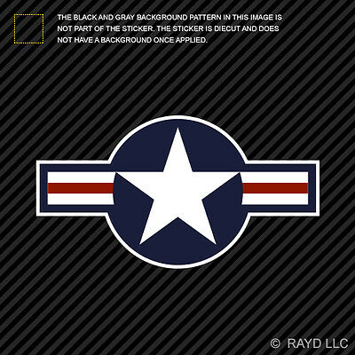 Sticker US Air Force USAFSo Help Me God Decal