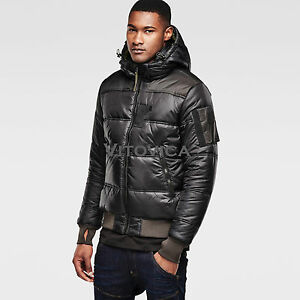 G Star Raw Whistler Puffer Jacket S M L Xl 300 New