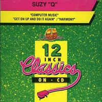 Suzy-q, Suzy Q - Computer Music/get On Up & Do It Again [new Cd] Canada - Import on Sale