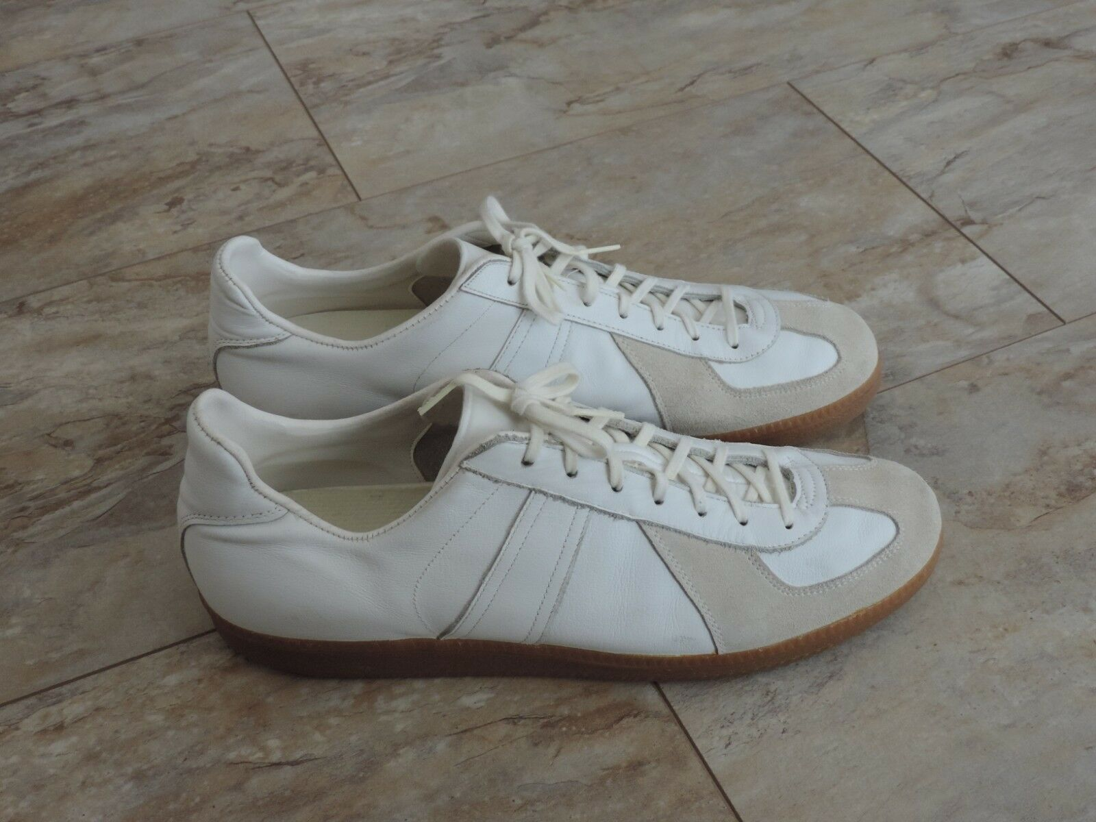 Bundeswehr Sportschuhe, Hallenschuhe, Sneaker, Baugleich adidas Samba, Gr. 300