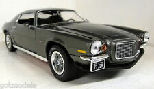 Ertl 1/18 Scale AMM1044/06 1970 Chevy Camaro Z28 Metallic grey Diecast model car