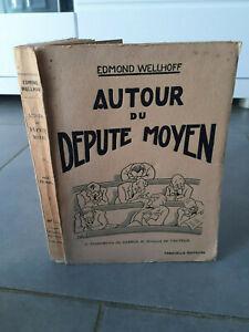 Envio-De-Autor-Edmond-Wellhoff-Alrededor-de-La-Diputado-Medio-1932