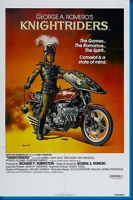 Knightriders Movie Poster24in x 36in