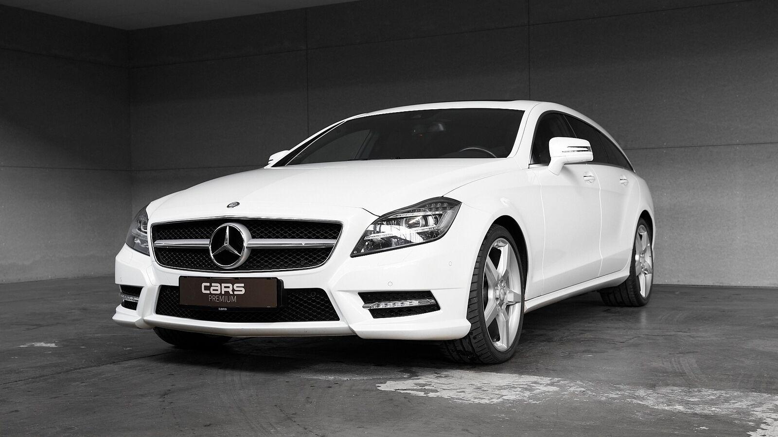 Mercedes CLS350 3,0 CDi SB aut. BE 5d - 3.995 kr.