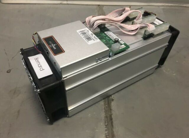 Bitmain Antminer S9i 14TH Bitcoin Mininer APW7 Power Supply (Read  Description)