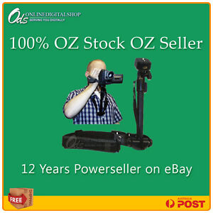 ODS Shoulder Body Support for Video Camera Camcorder Hand Held Anti Shake