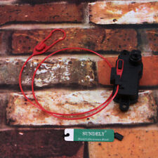KIMISS 4L0862153D ABS Plastic Car Fuel Flap Door Release Lock for A3 A6 A7 Q3 Q7