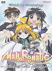 Mahoromatic - Automatic Maiden Something More Beautiful (DVD, 2005, 3-Disc Set)