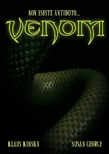 Venom DVD PASSWORLD