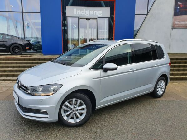 VW Touran 1,5 TSi 150 Highline DSG 7prs billede 0