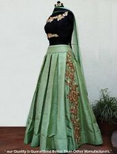 Idian Bollywood Ethnic Designer Anarkali Salwar kameez Suit &Traditional JKBR02
