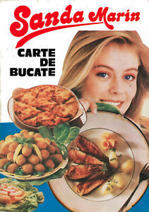 Sanda Marian CookBook - CLASSIC ROMANIA in Romanian 1300 recipes illustrated !!!