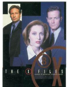 X Files Season 1 Promo Card TXFM2