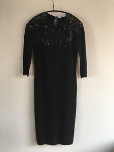 Taille Uk Blumarine Dress Long environ 6 anv0FxnH