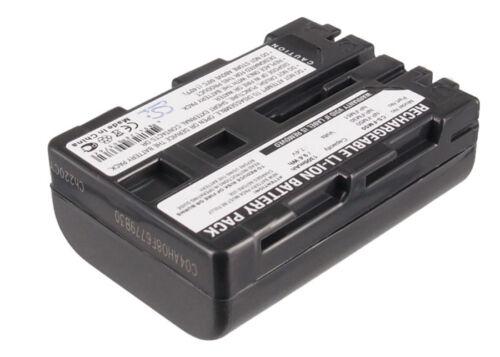 Batería Li-ion Para Sony Hvr-a1n Mvc-cd500 Dcr-trv24e Dcr-pc104e Dcr-trv22k Nuevo