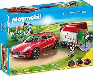 Playmobil 9376 Porsche Macan Gts Jouet 4008789093769