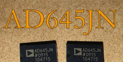 1PC AD AD645JN DIP-8 Low Noise Low Drift FET Op Amp