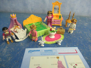 5146 Royal Bedroom babywiede figures to 5142 9265 9157 Playmobil 8864-  show original title - Deutschland - 5146 Royal Bedroom babywiede figures to 5142 9265 9157 Playmobil 8864-  show original title - Deutschland