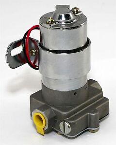 140-GPH-HOT-ROD-RACING-Electric-Fuel-Pump-or-Transfer-14-PSI-Universal-SBC-BBC