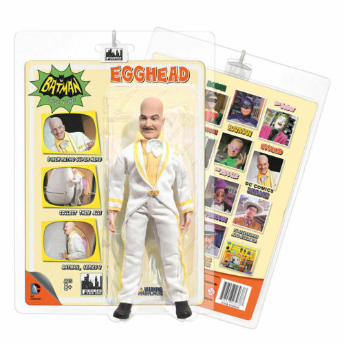 Plante Figures Toy Company Batman Classic Série 66 2 Action Figure NEW IN BOX
