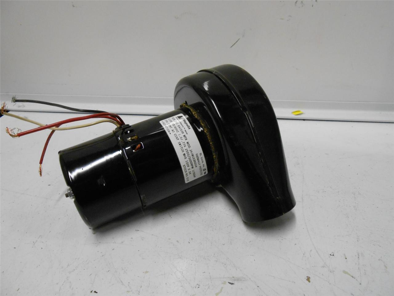 MAGNETEK 512 DRAFT INDUCER MOTOR