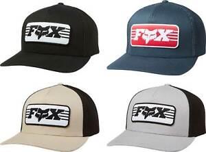 Fox Racing Honda Flexfit Hat Mens Lid Cap Curved Bill MX MTB Motocross ATV