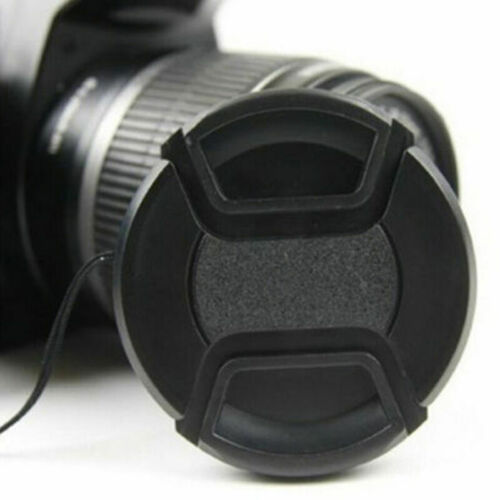 43mm Snap-On Front Lens Cap Cover tector w// cord For Camera hot NEW H1H6